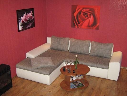 2-комнатная квартира посуточно в Кривом Роге. Саксаганский район, ул. Мануйлова, 20. Фото 1