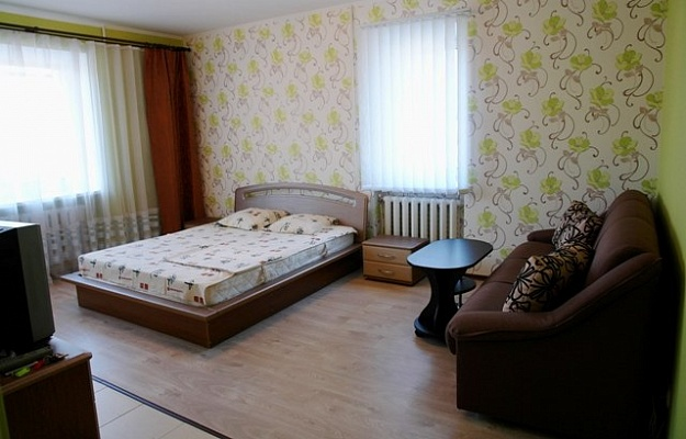 1-комнатная квартира посуточно в Виннице. Ленинский район, ул. Ширшова, 33. Фото 1