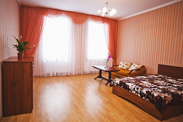 1-комнатная квартира посуточно в Львове. Галицкий район, ул. Госпитальная, 17. Фото 1