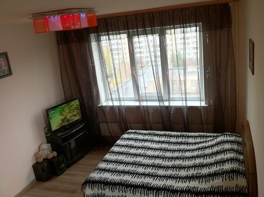1-комнатная квартира посуточно в Киеве. Деснянский район, ул. Драйзера, 8б. Фото 1