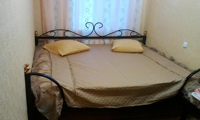 1-комнатная квартира посуточно в Мариуполе. ул. Строителей, 95. Фото 1