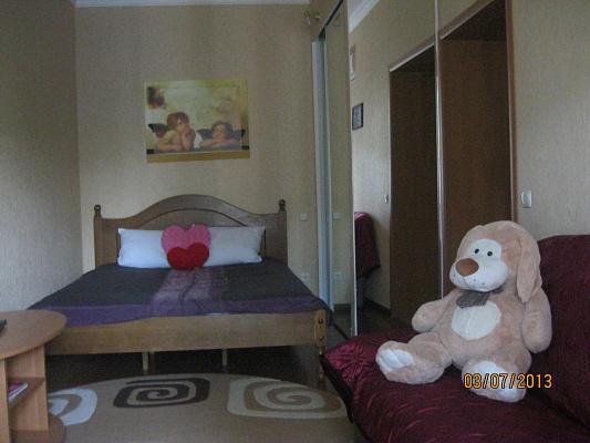 1-комнатная квартира посуточно в Полтаве. Октябрьский район, Пушкина, 23. Фото 1