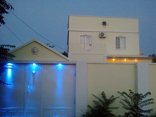 Дом  посуточно в Затоке. ул. Лиманская, 314. Фото 1