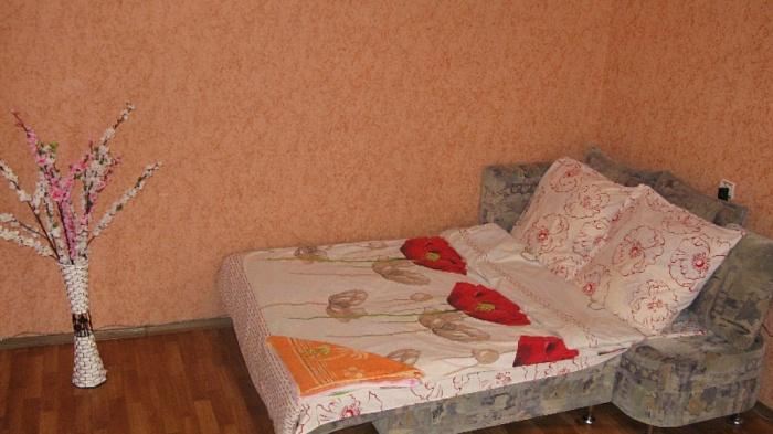 1-комнатная квартира посуточно в Харькове. Дзержинский район, ул. 23 августа, 29. Фото 1