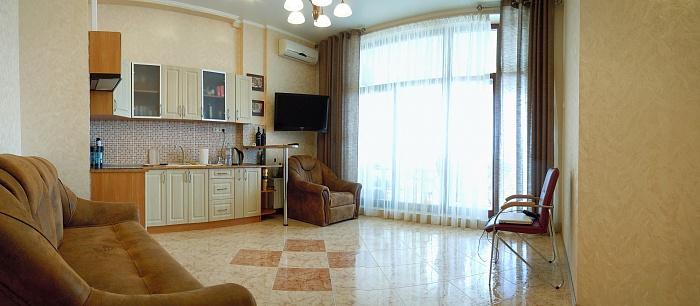2-комнатная квартира посуточно в Одессе. Приморский район, Гагаринское плато. Фото 1