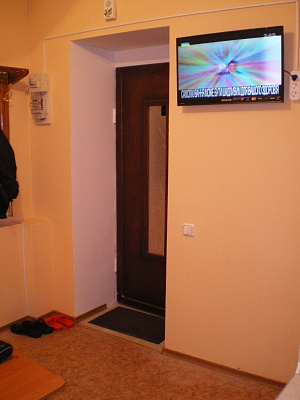 1-комнатная квартира посуточно в Одессе. Приморский район, ул. Пастера, 18. Фото 1