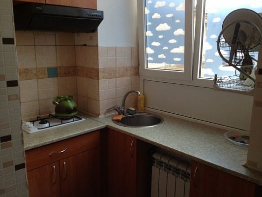 1-комнатная квартира посуточно в Одессе. Приморский район, ул. Ланжероновская, 26. Фото 1