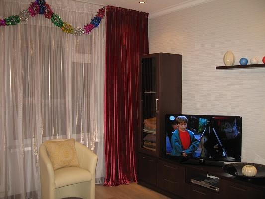 1-комнатная квартира посуточно в Донецке. Киевский район, ул. Титова, 4. Фото 1
