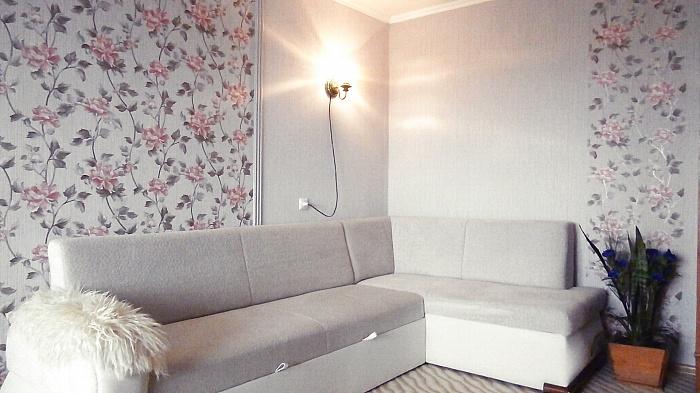 1-комнатная квартира посуточно в Львове. Сыховский район, ул. Кавалеридзе, 19. Фото 1