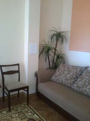 2-комнатная квартира посуточно в Севастополе. Гагаринский район, ул. Рыбацкий Причал, 6. Фото 1