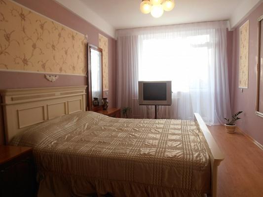 1-комнатная квартира посуточно в Севастополе. Балаклавский район, ул. Строительная, 11а. Фото 1