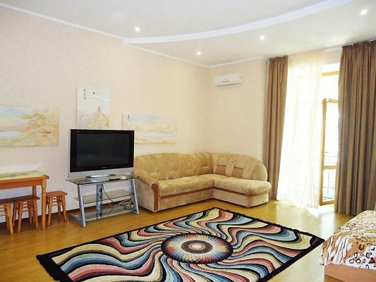1-комнатная квартира посуточно в Одессе. Приморский район, ул. Пушкинская, 8. Фото 1