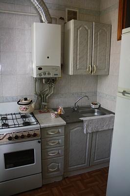 2-комнатная квартира посуточно в Евпатории. ул. Гагарина, 39/16. Фото 1