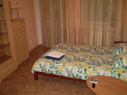 1-комнатная квартира посуточно в Днепропетровске. Кировский район, пр-т Пушкина, 3. Фото 1