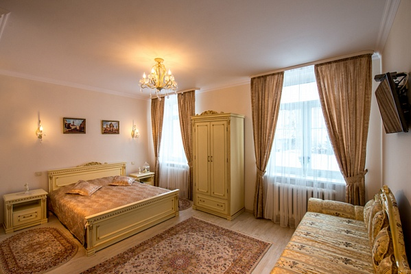 1-комнатная квартира посуточно в Львове. Галицкий район, ул. Джохара Дудаева, 19. Фото 1