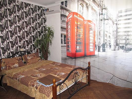 1-комнатная квартира посуточно в Сумах. Заречный район, ул. Лушпы, 15. Фото 1