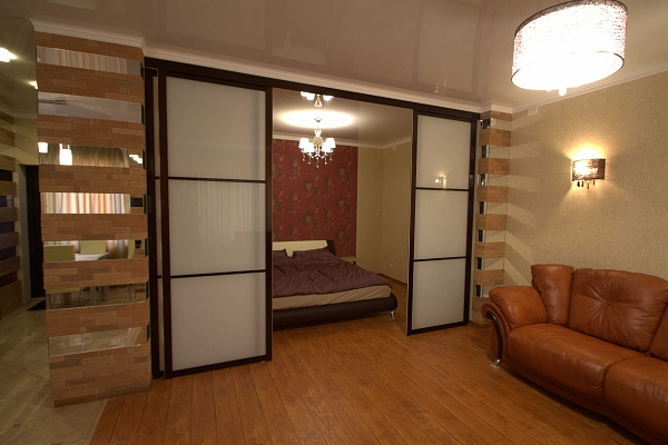 1-комнатная квартира посуточно в Одессе. Приморский район, ул. Канатная, 78. Фото 1