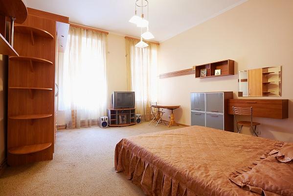 1-комнатная квартира посуточно в Львове. Галицкий район, ул. Таманская, 6. Фото 1