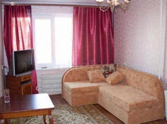 1-комнатная квартира посуточно в Керчи. ул. Сергея Борзенко, 42/7. Фото 1