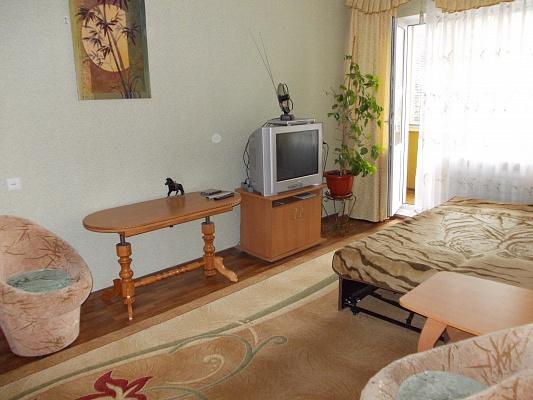 1-комнатная квартира посуточно в Чернигове. Деснянский район, ул. Доценко, 26. Фото 1