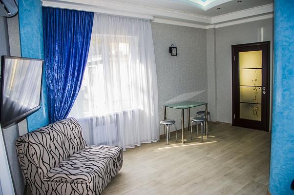 1-комнатная квартира посуточно в Партените. ул. Парковая, 5а. Фото 1