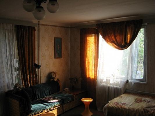 1-комнатная квартира посуточно в Севастополе. Ленинский район, пр-т Ген.Острякова, 204. Фото 1