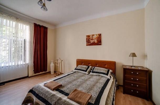 1-комнатная квартира посуточно в Львове. Лычаковский район, ул. Донцова, 23. Фото 1