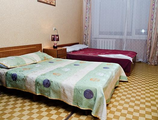 2-комнатная квартира посуточно в Сумах. Заречный район, ул. Римского-Корсакова, 8. Фото 1