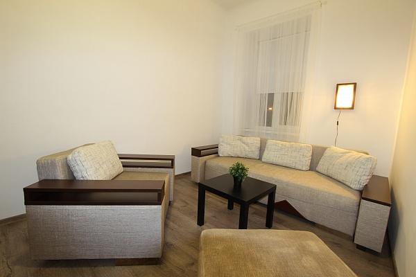 1-комнатная квартира посуточно в Львове. Галицкий район, ул. Сянская, 6. Фото 1