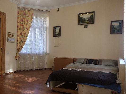 1-комнатная квартира посуточно в Львове. Галицкий район, ул. Ляйнберга, 3. Фото 1