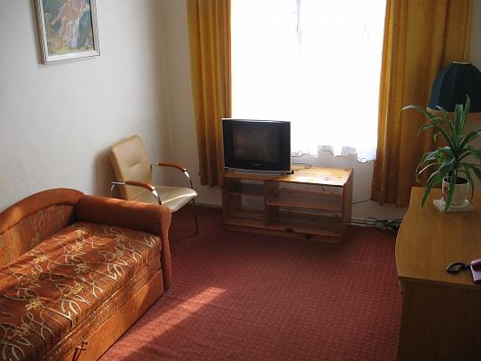 1-комнатная квартира посуточно в Львове. Галицкий район, пр-т Шевченко, 22. Фото 1