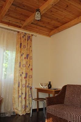 1-комнатная квартира посуточно в Одессе. Приморский район, б-р Французский , 85. Фото 1