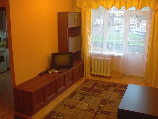 1-комнатная квартира посуточно в Кривом Роге. Саксаганский район, ул. Гагарина, 1. Фото 1