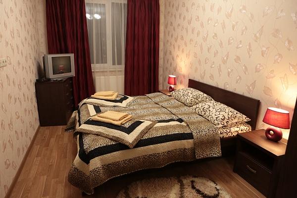 2-комнатная квартира посуточно в Львове. Шевченковский район, ул. Линкольна, 23А. Фото 1