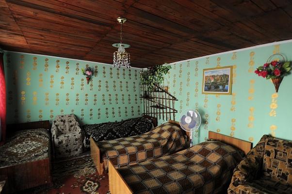 Комната  посуточно в Санжейке. ул. Приморская, 34. Фото 1