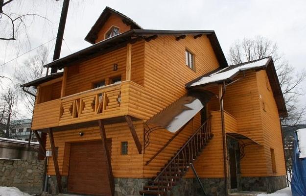 Мини-отель  посуточно в Яремче. г. Яремче район, ул. Галицкая, 3. Фото 1