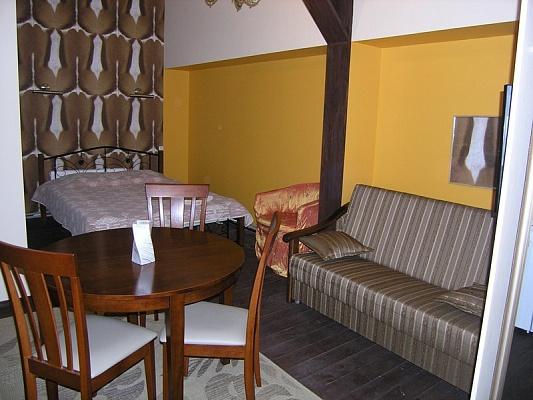 1-комнатная квартира посуточно в Харькове. Киевский район, ул. Олеся Гончара, 2. Фото 1