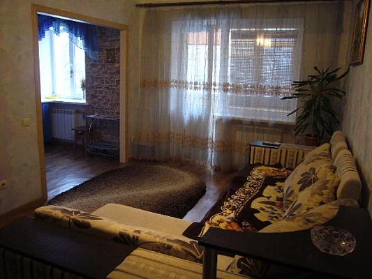 1-комнатная квартира посуточно в Киеве. Святошинский район, ул.Щербакова, 72. Фото 1