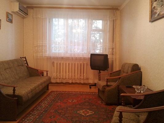 1-комнатная квартира посуточно в Феодосии. ул. Чкалова, 94. Фото 1