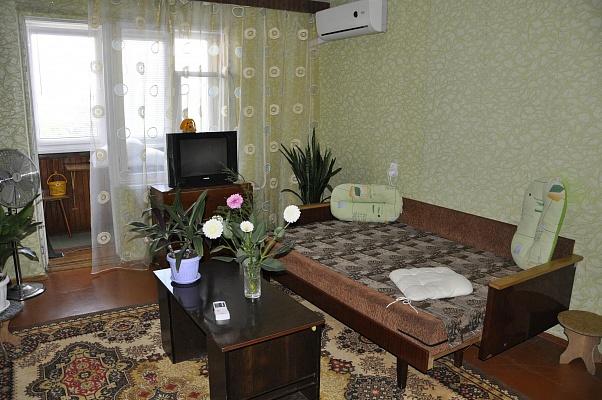 1-комнатная квартира посуточно в Приморском. ул. Южная, 11. Фото 1