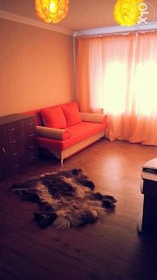 1-комнатная квартира посуточно в Мариуполе. ул. Блажевича, 67. Фото 1