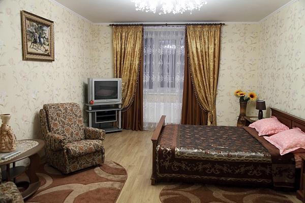 1-комнатная квартира посуточно в Виннице. Ленинский район, ул. Зодчих, 6. Фото 1