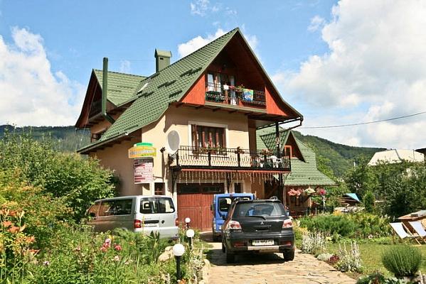 Дом  посуточно в Яремче. г. Яремче район, ул. Гната Хоткевича, 9-а. Фото 1