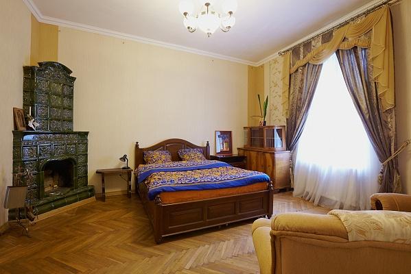 2-комнатная квартира посуточно в Львове. Галицкий район, Парковая, 14. Фото 1