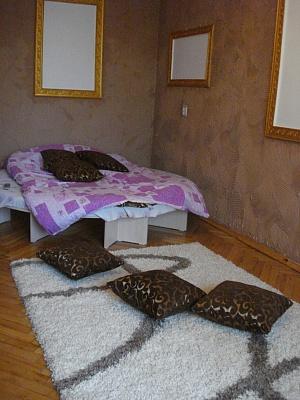 1-комнатная квартира посуточно в Чернигове. Деснянский район, ул. Серёжникова, 2. Фото 1
