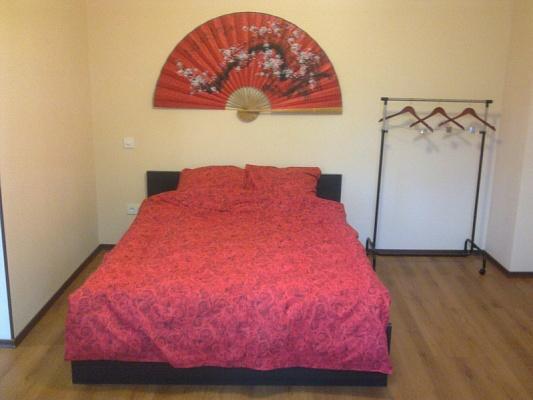 1-комнатная квартира посуточно в Кривом Роге. Саксаганский район, пр-т Гагарина, 55. Фото 1