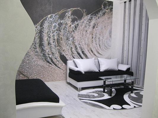 1-комнатная квартира посуточно в Запорожье. Жовтневый район, пр-т Соборный (Ленина), 98-А. Фото 1