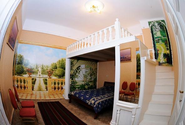 2-комнатная квартира посуточно в Львове. Лычаковский район, ул. Б. Хмельницкого, 5. Фото 1