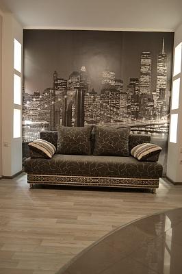 2-комнатная квартира посуточно в Севастополе. Гагаринский район, ул. Молодых Строителей, 2. Фото 1