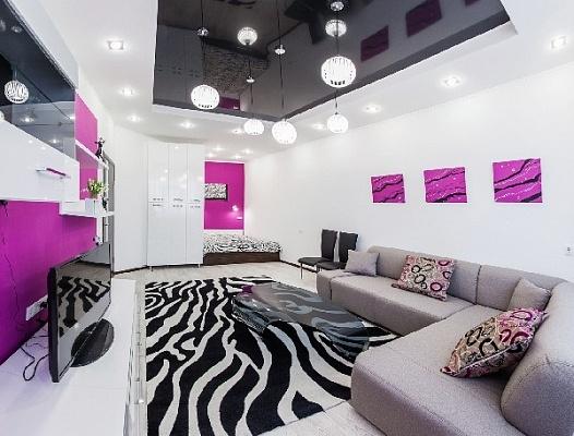 1-комнатная квартира посуточно в Одессе. Приморский район, ул. Канатная, 5. Фото 1